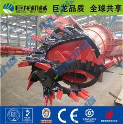 High Density Polyethylene Pipe/Rubber Hose Pipeline/Floaters/Tshd Draghead/Cutter Head