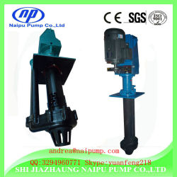 Heavy Duty Anti Wear Centrifugal Slurry Pump