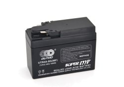 12V 2.3ah Ytr4a-BS Outdo AGM Sealed Mf Maintenance Free Factory Activated Power Sports Starter High Performance Rechargeable Lead Acid Motorcycle Battery