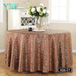 Summer Seasonal Plastic Round Table Covers Colorful Disposable Tablecloth