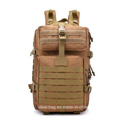 High Quality 900d Canvas Tactical Backpack Bag, 3p Waterproof Backpack Tactical