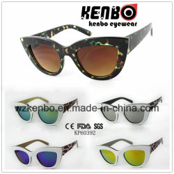Eyecat Frame Fully Plastic Sunglasses Kp60392 Unisex Fashionable Muti-Coloured