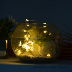 Hot Selling! LED Mini Fairy Copper Wire with Star Battery Operated 3m30LED Fairy Light