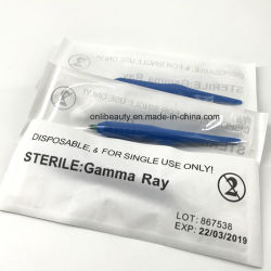 Newest Disposable Microblading Tools for Nanostroking- Sterilized Eo Gas