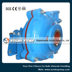 "4"" Centriufugal Heavy Duty Slurry Pump Supplier"