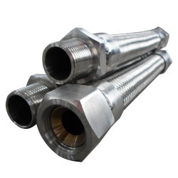 High-Temperature High-Pressure Metal Hose Threaded Joints