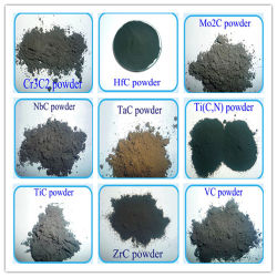 High Purity 99.9% Hafnium Carbide Powder with Excellent Work Performance