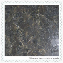 China Dark Green Granite For Tile And Countertop