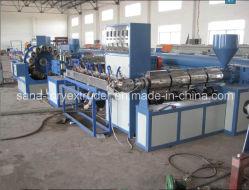 Plastic Machine PVC Fiber Reinforced Hose/Pipe Production Line