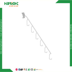 Store Slatwall Display Hooks with Price Tag