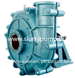 Gold Mining High Head Horizontal Centrifugal Slurry Pump