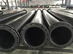 UHMWPE Pipe for Transporting Mining Slurry (UP-D-T)