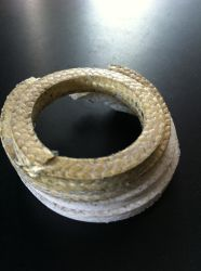 Aramid Fiber Packing R with PTFE Impregnation