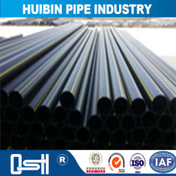 PE Gas Pipe with PE80 and PE100 Fitting