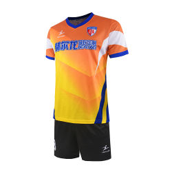 Healong Sublimated Printing Custom Uniform Soccer Kit Wholesale Soccer  Uniforms 48da33af8