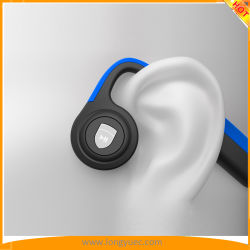 Open Ear Wireless Bone Conduction Headphone Sweatproof Bluetooth V4.2 Sports Headphone