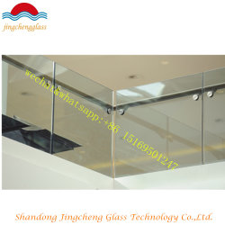 6.38mm, 10.38mm, 12.38mm Color and Colored Safety Laminated Glass for Construction