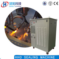 Hho Flame / Oxy Hydrogen Industrial Automatical Ampoule Filling and Sealing Machine