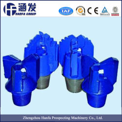 API&ISO9001 Drag Bits/Tricone Drill Three Wings