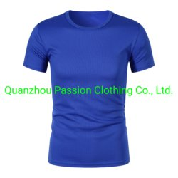 Wholesale Customized Cheap Cotton/Polyester Advertising Promotional Printing Sport Swear T Shirt
