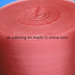 Red Anti - Static Bubble Wrap Electronic Products Special Purpose.