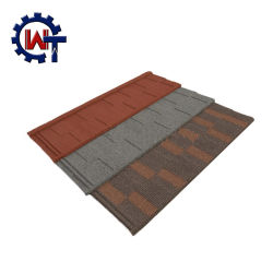 Spanish Stone Coated Metal Roof Tiles Prices