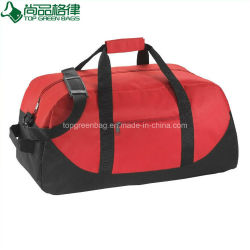 Sports Travel Bag Weekend Luggage Bags 600d Polyester Duffle Bags