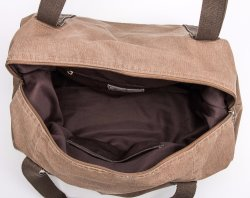 Large Capacity Sports Gym Canvas Travel Duffle Bag