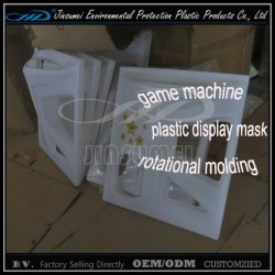 Rotomolding Plastic Parts Game Machine with Factory Best Price
