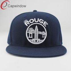Custom Design Snapback Cap/ Men Sport Cap with Embroidery Logo