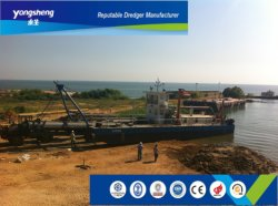 Good Dredging Boat with Slurry Pump (CSD 350)