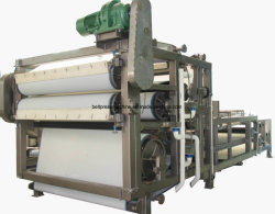 Belt Filter Press Machine for Tapiaco Slurry Dewatering