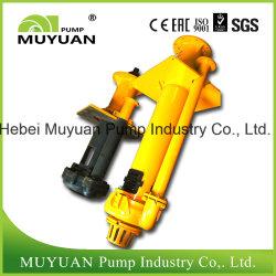 High Efficiency Chemical Processing Coal Washing Vertical Slurry Pump