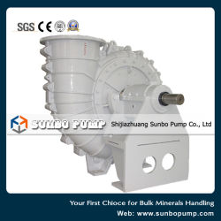 Gas Oil Fuel Slurry Pump for Mineral Processing