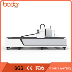 Automatic Fiber Laser Metal Tube Cutting Machine for Sports Equipment