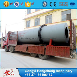 Fertilizer/Sand/Coal Slurry/Chicken Manure /Sawdust/Wood Chips/Ore Powder Rotary Dryer