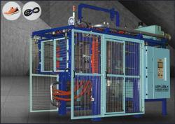 E-TPU Sport Sole Foam Shoe Molding Machine with CE