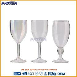 bc1b54bd0c00 New Fashion Wholesale Clear Plastic Wine Cup