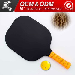 Customized Design Sport Goods Pickleball Paddle Graphite Product
