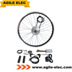 Agile 250W/350W Electric Bike Hub Motor Conversion Kit From Factory Supply