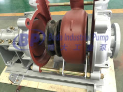 Zj Single Suction Horizontal Cantilever Slurry Pump