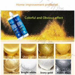 Free Sample Super Glue, Home Decoration, Paint, Epoxy Resin Tile Grout, Silicone, Floor, Home, Construction Supplies.