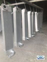 Truck Intercooler Factory