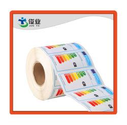 High Adhesive Fridge Household Appliances Labels Reel Sticker for Refrigerator