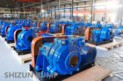 Horizontal Filter Suction Sludge Dredge Slurry Pump