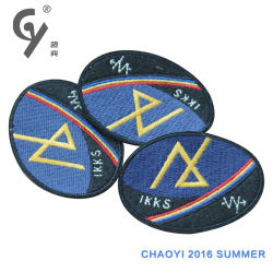 High Quality Yours Request Embroidery Patch Embroidery for Cap or Cloth