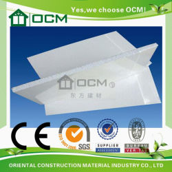 Toilet Bathroom Building Material Colored Wall Panels