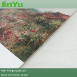 380GSM Poly-Cotton Artist Matte Solvent Inkjet Print Canvas