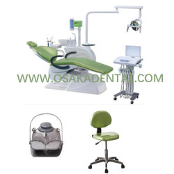 Model of Osa-1-68A Dental Chair Economic / Foldable Functions of Dental Chair Price / Dental Machinery Guangdong