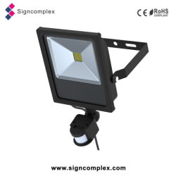 Ultra-Slim IP65 30W High Quality Energy Saving LED Street Light